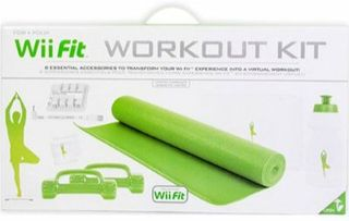 Wii fit workout kit 01 03 09 giveaway
